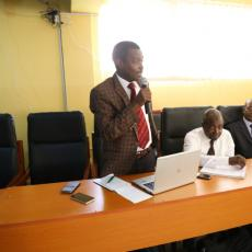 AFDB  Technical Assistance Grant Team Visit