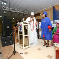 Afe Babalola University Induction Ceremony of its Pioneer 43 Medical Doctors_04