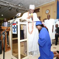 Afe Babalola University Induction Ceremony of its Pioneer 43 Medical Doctors_06