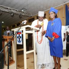 Afe Babalola University Induction Ceremony of its Pioneer 43 Medical Doctors_07