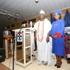 Afe Babalola University Induction Ceremony of its Pioneer 43 Medical Doctors_08