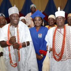 Afe Babalola University Induction Ceremony of its Pioneer 43 Medical Doctors_11