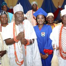 Afe Babalola University Induction Ceremony of its Pioneer 43 Medical Doctors_15