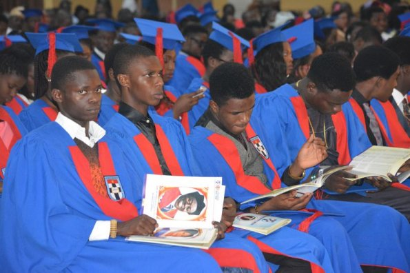 Afe Babalola University Matriculation 2016_19