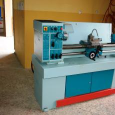 13. One of the Lathe Machines
