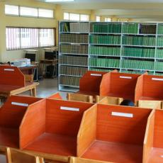 13. Medical Library (Seating Area)