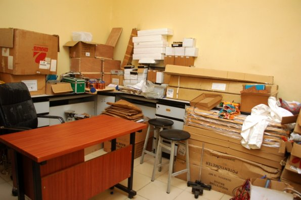 13. Another section of the Physics Lab Store