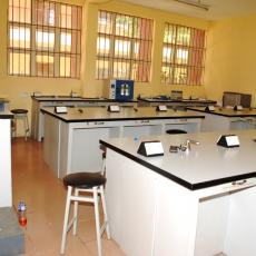 3. Another section of Biology Lab
