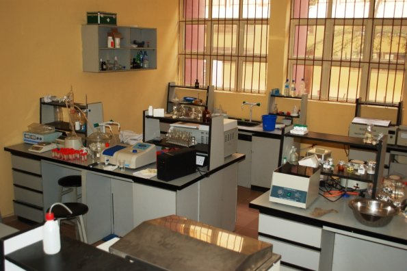 6. Another section of Microbiology Laboratory