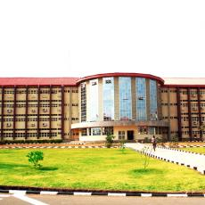 1. Front view, College of Social and Management Sciences