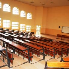 4. A section of Social and Management Sciences Auditorium