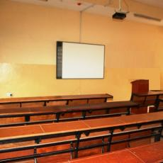 5. One of the class rooms
