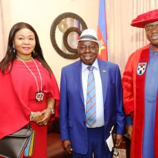 The Convocation Lecture for The 6th Convocation Ceremony, Afe Babalola University Ado-Ekiti_04