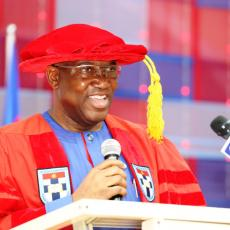 The Convocation Lecture for The 6th Convocation Ceremony, Afe Babalola University Ado-Ekiti_06