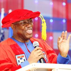The Convocation Lecture for The 6th Convocation Ceremony, Afe Babalola University Ado-Ekiti_07
