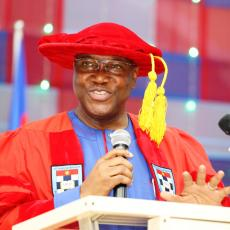 The Convocation Lecture for The 6th Convocation Ceremony, Afe Babalola University Ado-Ekiti_08
