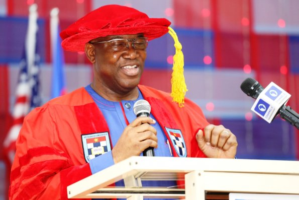 The Convocation Lecture for The 6th Convocation Ceremony, Afe Babalola University Ado-Ekiti_09