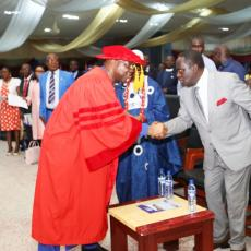The Convocation Lecture for The 6th Convocation Ceremony, Afe Babalola University Ado-Ekiti_11
