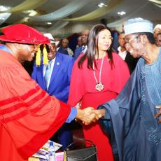 The Convocation Lecture for The 6th Convocation Ceremony, Afe Babalola University Ado-Ekiti_14