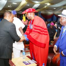 The Convocation Lecture for The 6th Convocation Ceremony, Afe Babalola University Ado-Ekiti_17
