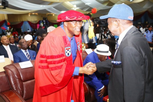 The Convocation Lecture for The 6th Convocation Ceremony, Afe Babalola University Ado-Ekiti_19