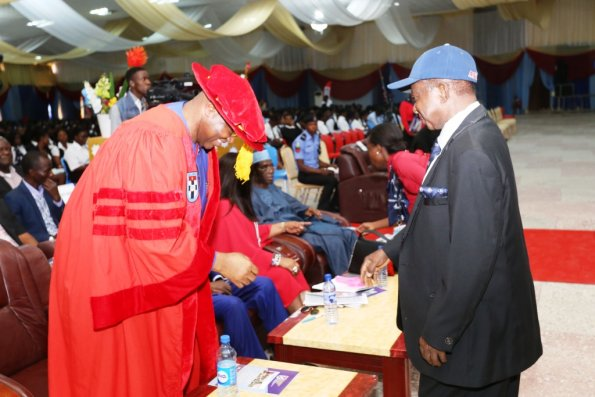 The Convocation Lecture for The 6th Convocation Ceremony, Afe Babalola University Ado-Ekiti_20