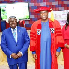 The Convocation Lecture for The 6th Convocation Ceremony, Afe Babalola University Ado-Ekiti_22