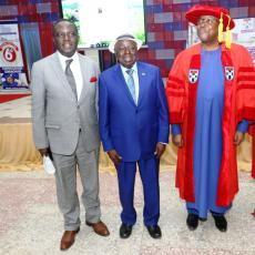 The Convocation Lecture for The 6th Convocation Ceremony, Afe Babalola University Ado-Ekiti_23