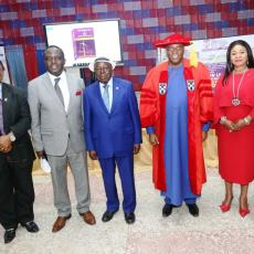The Convocation Lecture for The 6th Convocation Ceremony, Afe Babalola University Ado-Ekiti_24