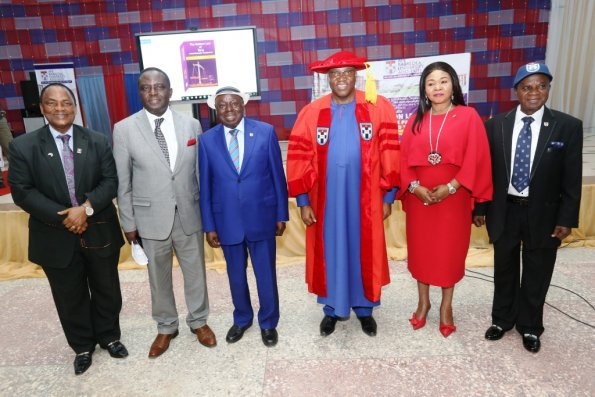 The Convocation Lecture for The 6th Convocation Ceremony, Afe Babalola University Ado-Ekiti_25
